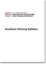 COEHS Advisement Syllabus