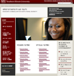 Sexual Harassment in Higher Education website image