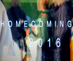 Homecoming 2016 COEHS Video Initiative