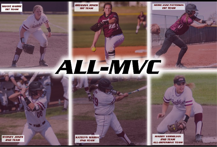 Saluki Women's Softball is in Normal for the MVC Championship this weekend